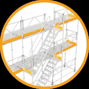 Lightweight-stairtower-compressor-compressor